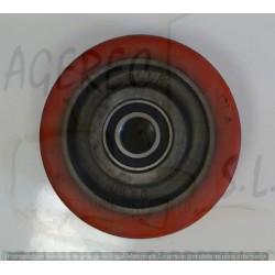 Rueda Estabilizadora GALET 150x60/65 Axe 25